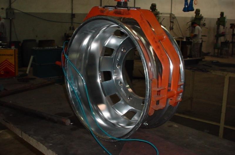 Manipulador de rodas