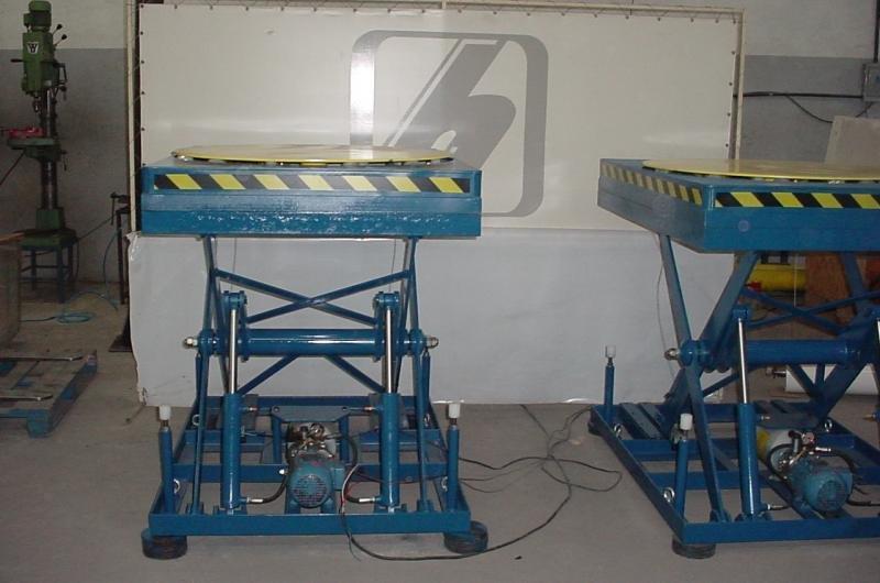 Plataforma giratoria