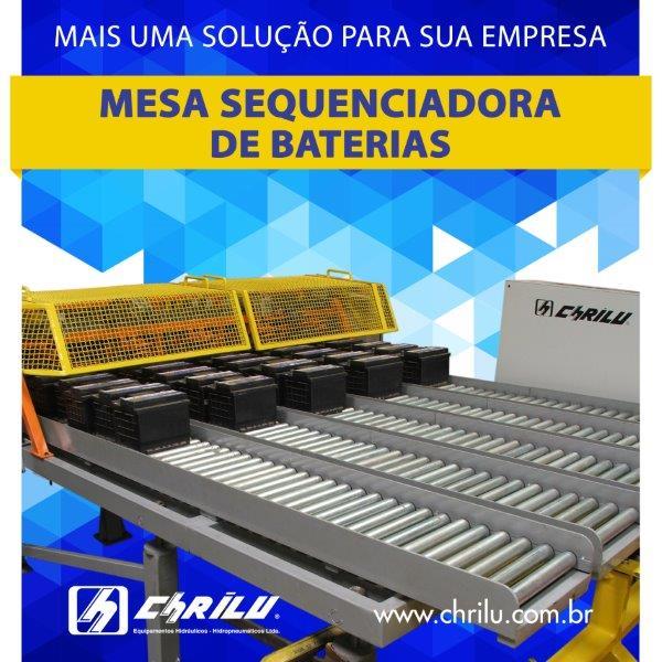 Mesa Sequenciadora de Baterias