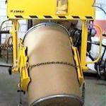 Volante manipulador de tambores